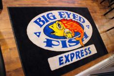 Big Eyed Fish Rug