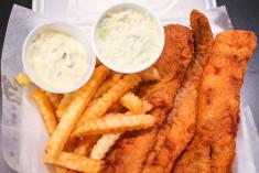 Fried Fish Dinner
